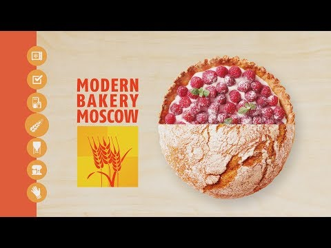 Modern Bakery Moscow 2018 (ENG)