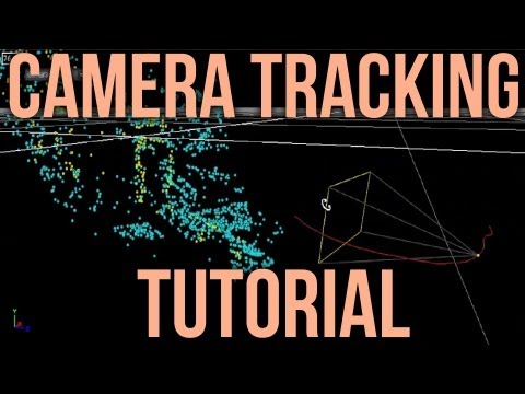 Camera Tracking Tutorial (Boujou Free Move)