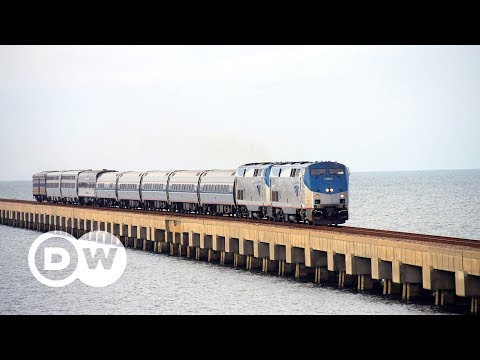 A train ride through American history – New Orleans to New York | DW Documentary