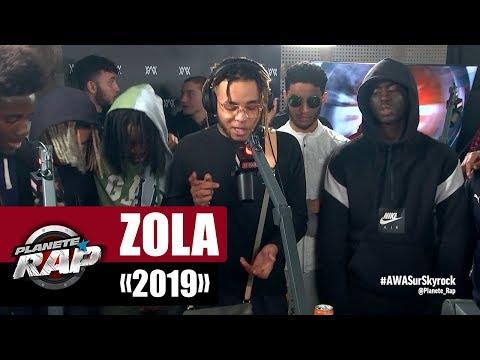 """[Exclu] Zola """"2019"""" #PlanèteRap"""
