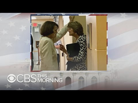 Sen. Feinstein corners Sen. Murkowski ahead of Kavanaugh hearing