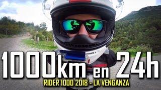 1000km en 24h - AFRICA TWIN REVENGE - RIDER 1000 2018