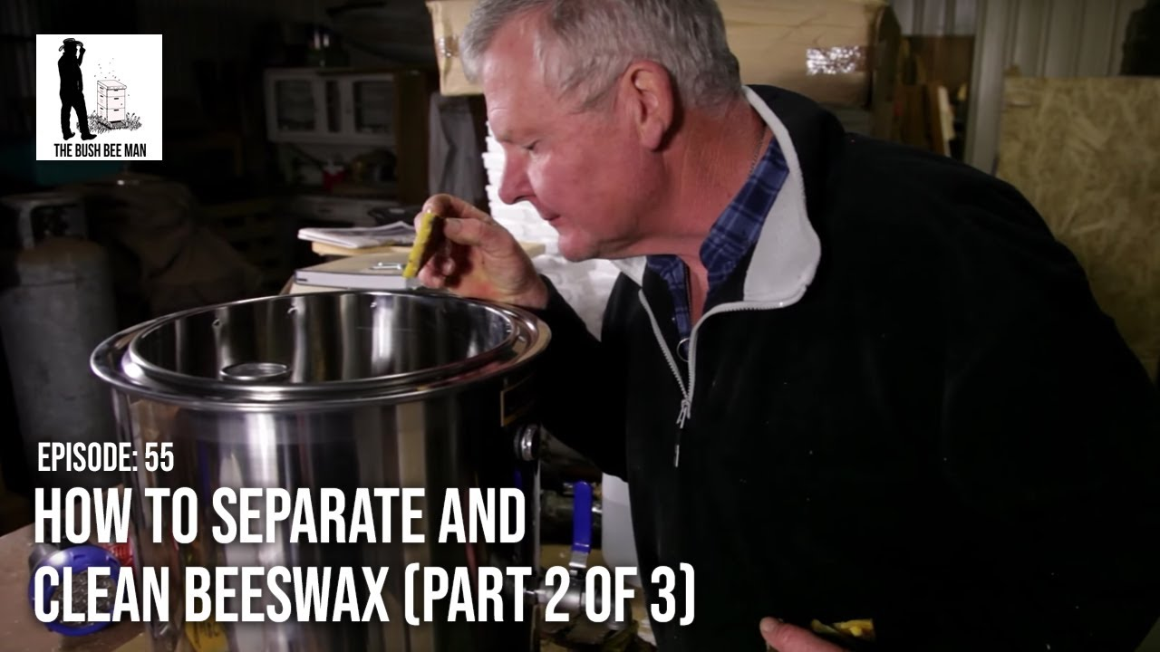 "How to Separate Beeswax Part 2 - Episode 55: ""Pool Party"""