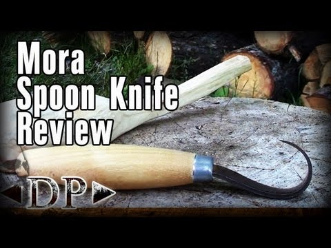 Mora Spoon Knife Review