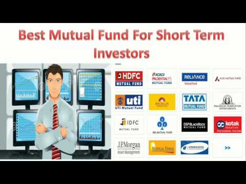 Best Mutual Fund In India For Short Term Investors !