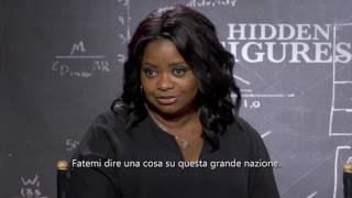 Il Diritto di Contare | INTERVISTA alle protagoniste Taraji, Octavia Spencer, Janelle Monáe