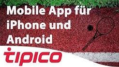 Tipico: Mobile App für Iphone und Android