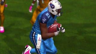 Madden NFL 17 Week 8 Jacksonville Jaguars vs Tennessee Titans