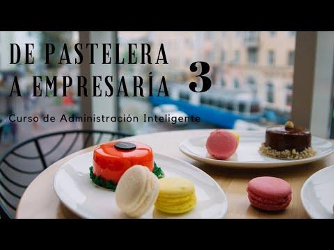 De Pastelera a Empresaria de Pastelerías con el Chef Santana vol. 3