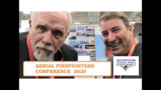 Aerial Fire Fighting North American Conference (PartI) Interviews with Conair/Aeroflite