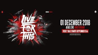 Warface presents: Live For This | The Event