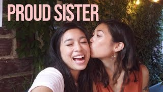 Sister Support | April's Beautiful Mess