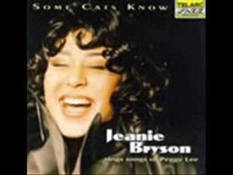 Jeanie Bryson - I Don't Know Enough About You