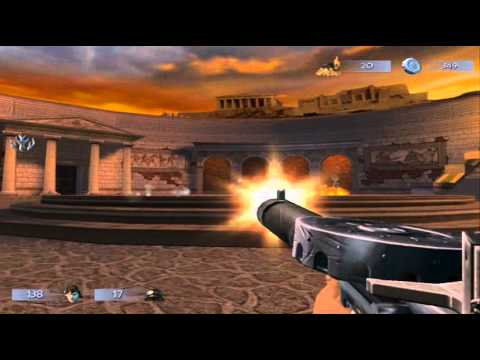 Will Rock ITA gioco - Gameplay FPS by Saber Interactive 2003 Commentary ITA 2013