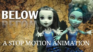 Stop Motion Animation: Monster High Dolls (2018)