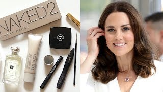 Kate Middleton Makeup Bag | Her Favourite Products and Wedding Look