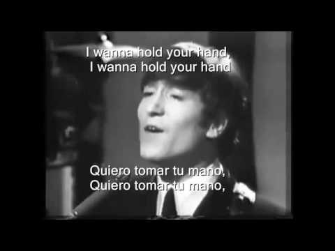 The Beatles I Want To Hold Your Hand Live   Subtitulado