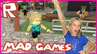 Jeux ROBlox MAD / GO Cat