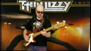 Thin Lizzy Rosalie (cover)