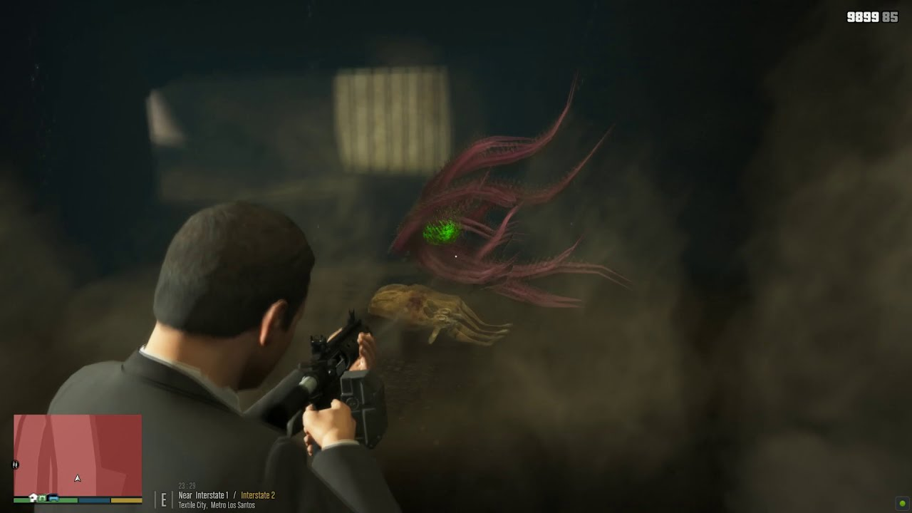 Download How To Find The Sewer Monster In GTA 5