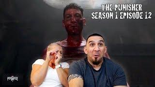 Marvel's The Punisher Season 1 Episode 12 (1x12) 'Home' Reaction