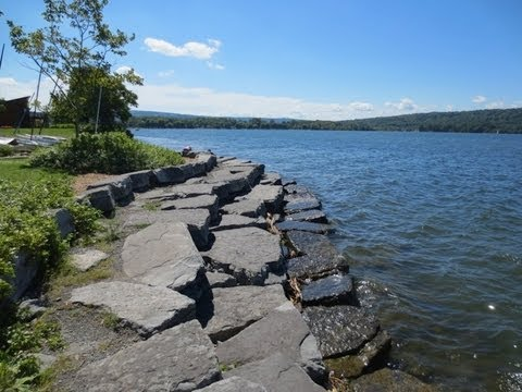 Waterfront Parks in Ithaca: Cass Park, Treman Marina, and East Shore Park. Walk in the Park TV