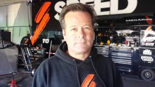 Robby Gordon Talks About The Texas NASCAR Brawl