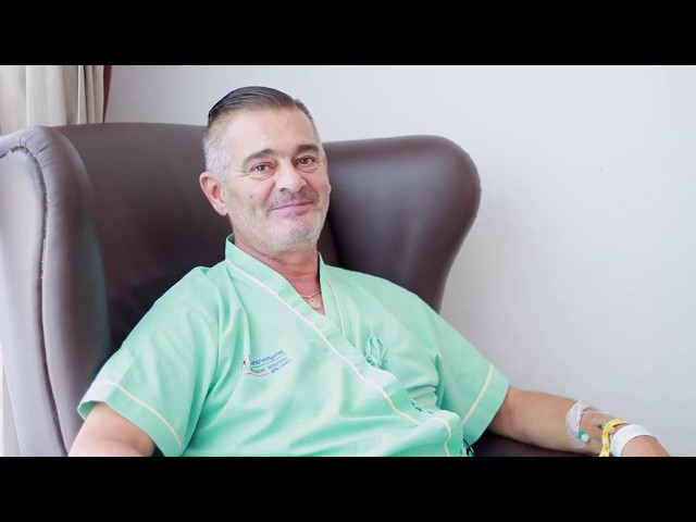 Patient Testimonials | MR.PASCAL HAITAYAN - Angioplasty | Heart Center