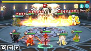 summoners war toa hard 60 artamiel light archangel