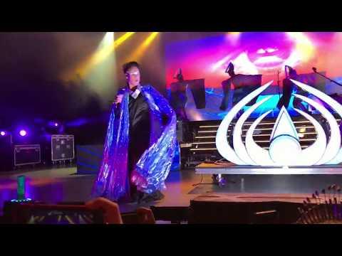 Empire of the Sun - Walking On A Dream live at the Santa Barbara Bowl