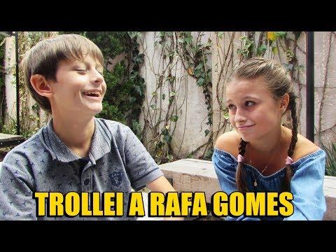 Gugu Gaiteiro - Trollei a Rafa Gomes