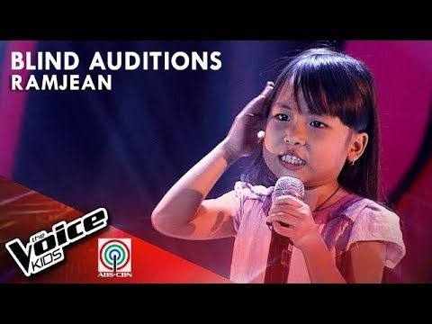 Nosi Balasi by Ramjean Entera  The Voice Kids Philippines Blind Auditions 2019