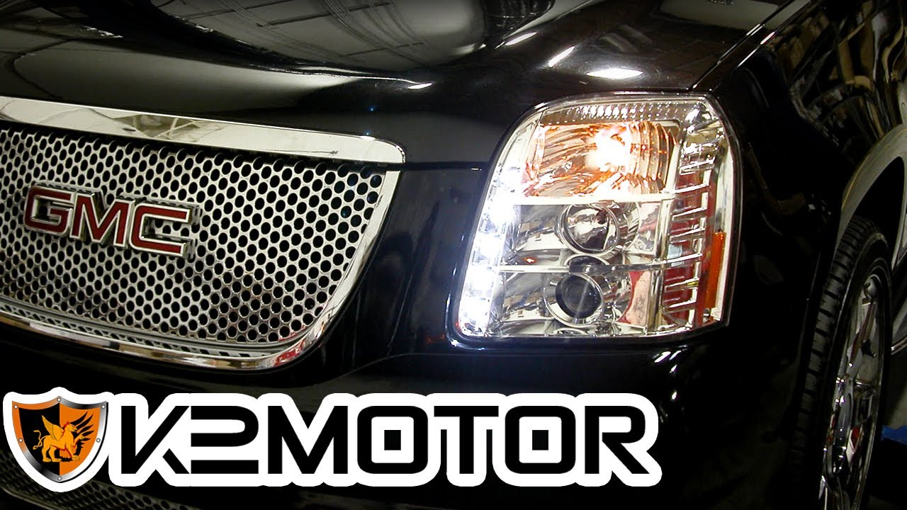 K2 MOTOR INSTALLATION VIDEO: 2007-2010 CHEVY DENALI GMC ...