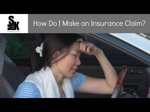 Car Insurance Halifax - How do I Make an Insurance Claim?