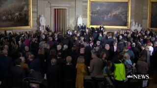 US Holocaust Memorial Museum's Day of Remembrance Ceremony in  Washington, DC thumbnail