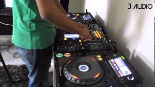 J Audio - Electro House Live Set - Pioneer CDJ2000NXS