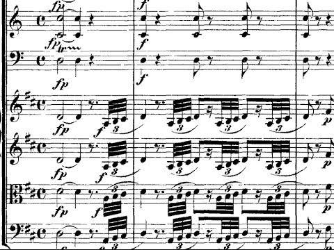 Mozart / Josef Krips, 1971: Symphony No. 38 in D Major (Prague), K504 - Concertgebouw