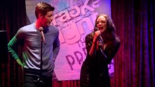 Флэш 1 сезон 12 серия: Песня Барри и Кейтлин -