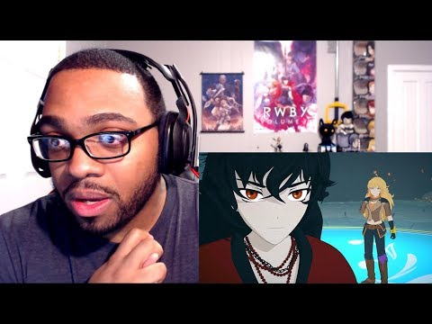 RWBY Volume 5 Chapter 14 Reaction - Volume 5 Finale