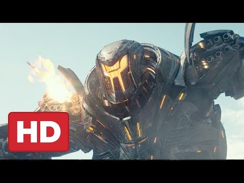 Pacific Rim: Uprising (2018) - Jaeger vs. Jaeger Clip streaming vf