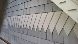 Historic Home Seattle Remodel Expert Shows How To Install Siding Shingles