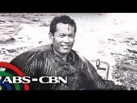 TV Patrol: Pinoy na tinawid ang Pacific Ocean noong dekada '50, ginunita