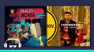 Repeat youtube video Smiley feat. Cabron - Conversatie (Official track)