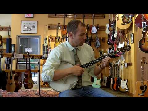 Mac Traynham Banjo For Sold!!!!!!