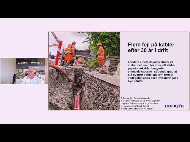 Webinar: Optimal kontaktering ved kabellægningsprojekter 10-30 kV