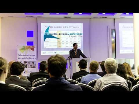 Telecentre Europe Annual Conference 2014 Zagreb - Hrvoje Balen