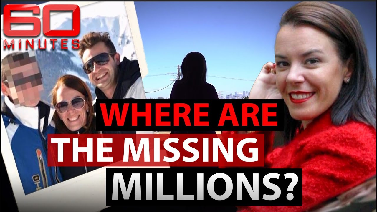 Major twist in the Melissa Caddick mystery: following the money trail | 60 Minutes Australia
