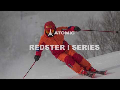 1920 ATOMICスキーを解説 | REDSTER iシリーズ