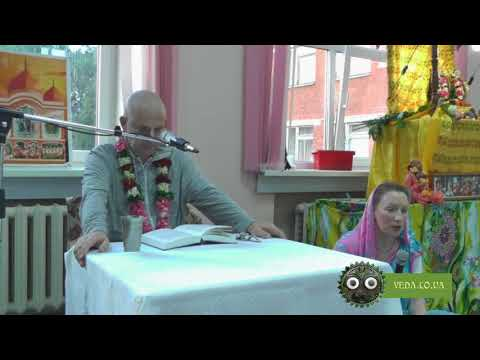Бхагавад Гита 8.5 - Прабхавишну прабху