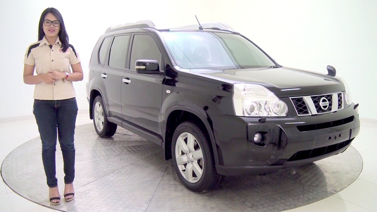 MOBIL BEKAS ALL NEW NISSAN X TRAIL 2 5 CVT XT AT HITAM MET ...